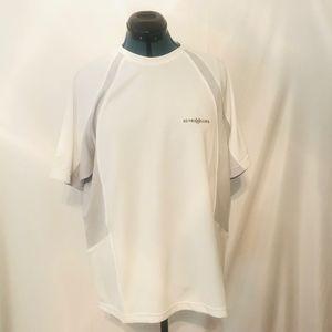 HENRI LLOYD White Fast Dri  T-Shirt Crew Neck New